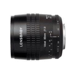 Lensbaby Velvet 85 Micro 3/4