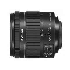 Canon EF-S 18-55mm f/4-5.6 IS STM CP