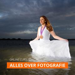 Online cursus: Alles over fotografie (zonder coaching)