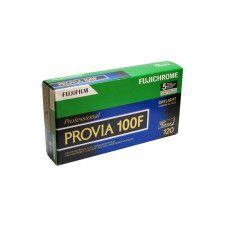 Fujifilm Provia 100 120 5Pak