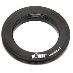 Kiwi Photo Lens Mount Adapter (M42-4/3)