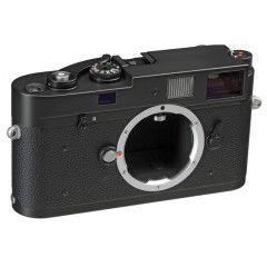 Leica M-A (Typ 127) Zwart Chrome - Body