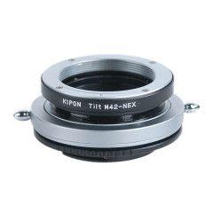 Kipon Tilt Adapter (M42 naar Sony NEX)