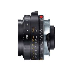 Leica Elmarit-M 28mm f/2.8 Asph - Zwart