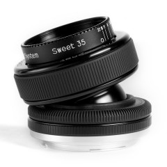 Lensbaby Composer Pro met Sweet 35 Sony A