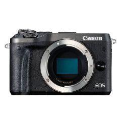 Canon EOS M6 Body Zwart