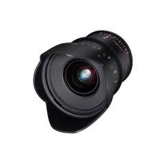 Samyang 20mm T1.9 ED AS UMC VDSLR Nikon