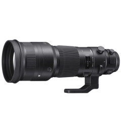 Sigma 500mm f/4.0 DG OS HSM Sport Canon