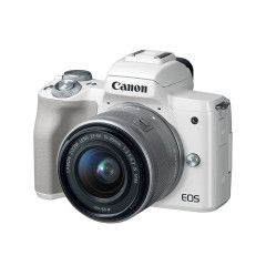 Canon EOS M50 Wit + 15-45mm IS STM