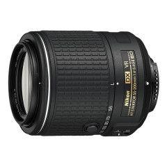 Nikon AF-S 55-200mm f/4.0-5.6G DX ED VR II