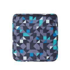 Tenba Switch Cover 10 -  Blue/Grey Geometric