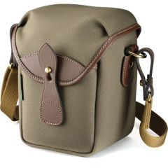 Billingham 72 Camera Pouch - Sage FibreNyte/Chocolate