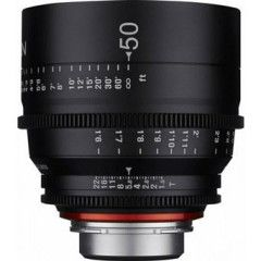 XEEN 50mm T1.5 FF Cine Micro 4/3