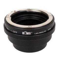 Kiwi Photo Lens Mount Adapter (LMA-NK(G)_PQ)