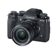 Fujifilm X-T3 Zwart + XF 18-55mm