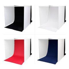 Caruba Achtergrond set voor Portable Fotostudio 50x50x50cm