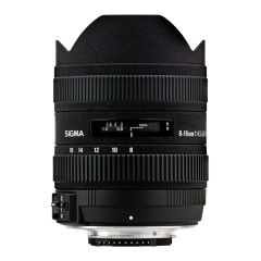 Sigma 8-16mm f/4.5-5.6 DC HSM Pentax