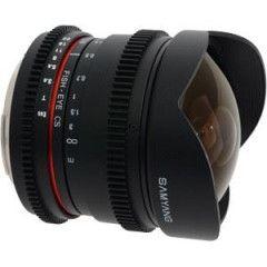 Samyang 8mm T3.8 UMC Fisheye VDSLR CSII Sony E