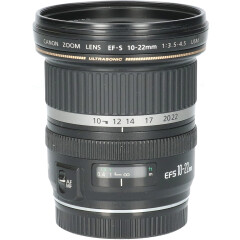 Tweedehands Canon EF-S 10-22mm f/3.5-4.5 USM CM4749