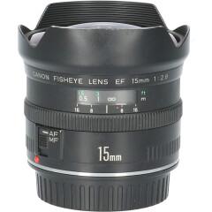 Tweedehands Canon 15mm f/2.8 FD Fisheye CM2531
