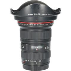 Tweedehands Canon EF 16-35mm f/2.8 L II USM CM3150