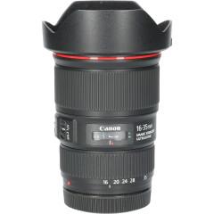 Tweedehands Canon EF 16-35mm f/4.0L IS USM CM3158