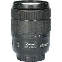 Tweedehands Canon EF-S 18-135mm f/3.5-5.6 IS Nano USM KCM0572