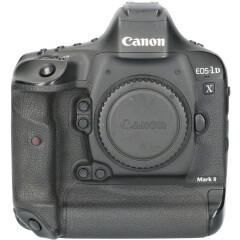 Tweedehands Canon EOS 1D X Mark II Body CM3566
