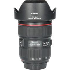 Tweedehands Canon EF 24-70mm f/2.8L II USM CM3151