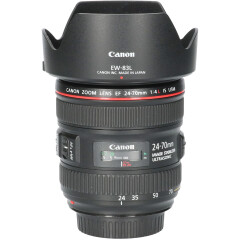 Tweedehands Canon EF 24-70mm f/4.0L IS USM CM3157