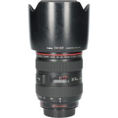 Tweedehands Canon EF 24-70mm f/2.8 L USM CM4109