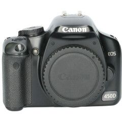 Tweedehands Canon EOS 450D - Body CM9193