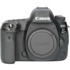 Tweedehands Canon EOS 5D Mark IV Body CM2069