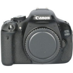 Tweedehands Canon Eos 600D Body CM4621