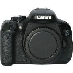 Tweedehands Canon Eos 600D Body CM9326