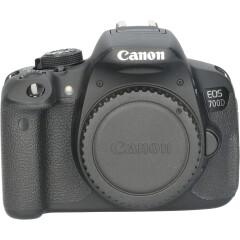 Tweedehands Canon EOS 700D - Body CM4923