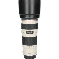 Tweedehands Canon EF 70-200mm f/4.0L USM CM4108
