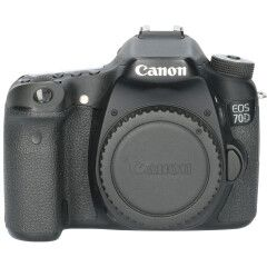 Tweedehands Canon EOS 70D - Body CM1658