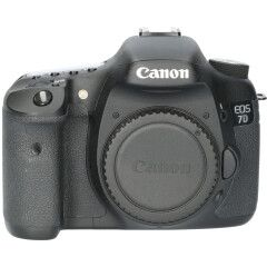 Tweedehands Canon EOS 7D Body CM0566