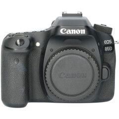 Tweedehands Canon EOS 80D Body CM0564