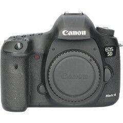 Tweedehands Canon EOS 5D Mark III Body CM1623