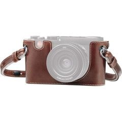 Leica X Protector Leather Brown