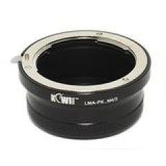 Kiwi Lens Mount Adapter (LMA-OM M4/3)