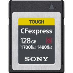 Sony CFexpress Type B 128GB R1700/W1480