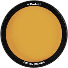 Profoto Clic Gel Half CTO