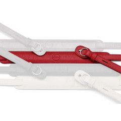 Leica Neck Strap voor TL - Rood