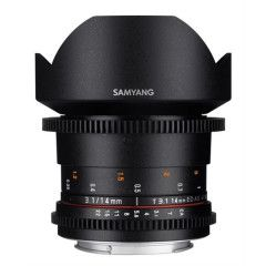 Samyang 14mm T3.1 ED AS IF UMC VDSLR II Canon M