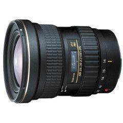 Tokina 14-20mm f/2.0 AT-X PRO DX - Canon