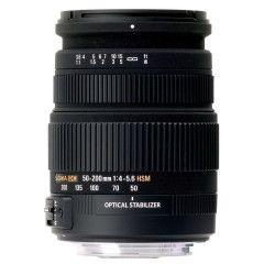 Sigma 50-200mm f/4.0-5.6 DC OS HSM Pentax