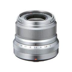 Fujifilm XF 23mm f/2.0 R WR - Zilver